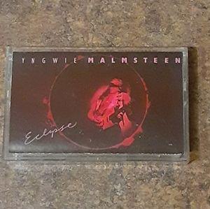 """Yngwie Malmsteen """"Eclipse"""" Cassette Tape"""